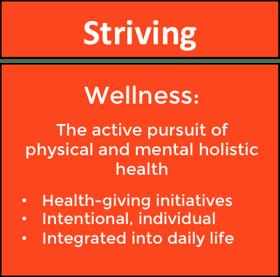 Striving